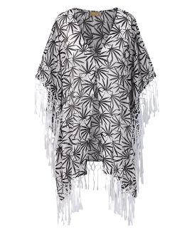 watercult - Kimono, Fransen