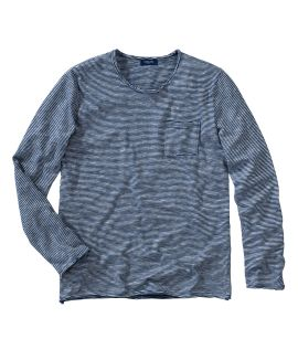 CONLEYS BLUE - Langarmshirt