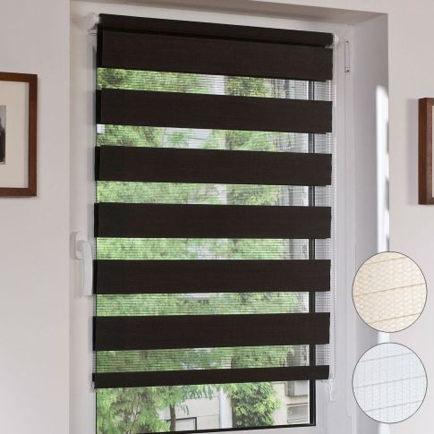 klemmfix duo rollo mini einfache montage ohne bohren rollos wohntextilien wohnen. Black Bedroom Furniture Sets. Home Design Ideas
