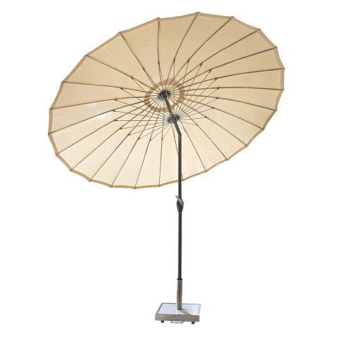 sonnenschirm asia ca d260cm sonnenschutz garten. Black Bedroom Furniture Sets. Home Design Ideas