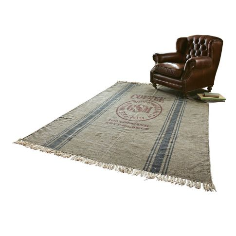 teppich fransen baumwolle teppiche wohntextilien wohnen. Black Bedroom Furniture Sets. Home Design Ideas
