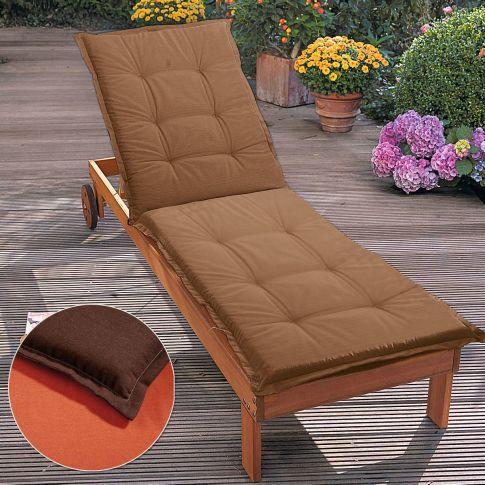 auflage f r sonnenliege gartentextilien garten. Black Bedroom Furniture Sets. Home Design Ideas