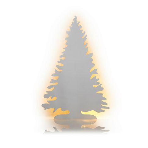 Beleuchteter tannenbaum led holz weihnachtsbeleuchtung - Beleuchteter tannenbaum kunststoff ...