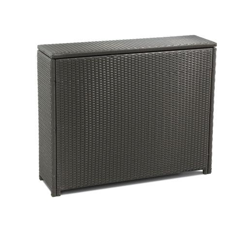 kissenbox auflagenboxen gartenm bel garten. Black Bedroom Furniture Sets. Home Design Ideas