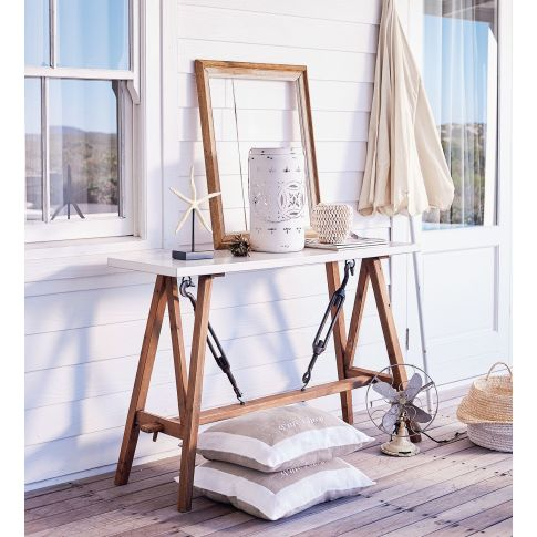 konsole industrial look kommoden m bel wohnen. Black Bedroom Furniture Sets. Home Design Ideas