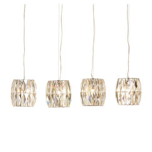 deckenleuchte glamour s kristallglas deckenleuchten lampen leuchten wohnen. Black Bedroom Furniture Sets. Home Design Ideas
