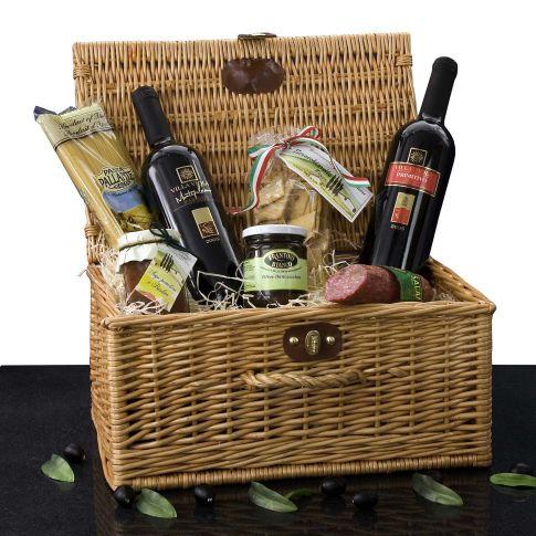 geschenkset mediterrane vielfalt wein pasta l. Black Bedroom Furniture Sets. Home Design Ideas