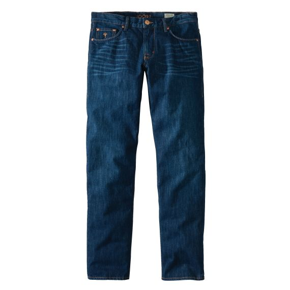 Jeans, Mitch-One, Straight Leg, Used Look Vorderansicht