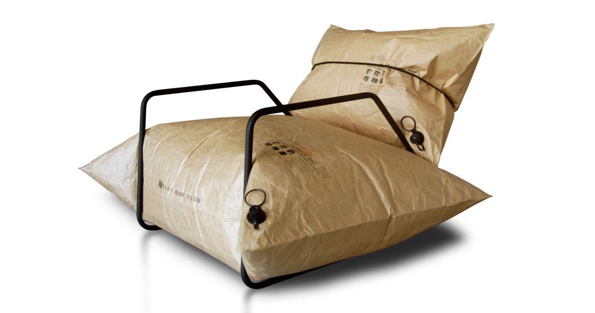 Ausgew hlte und besondere geschenke aus der kategorie for Sessel aufblasbar