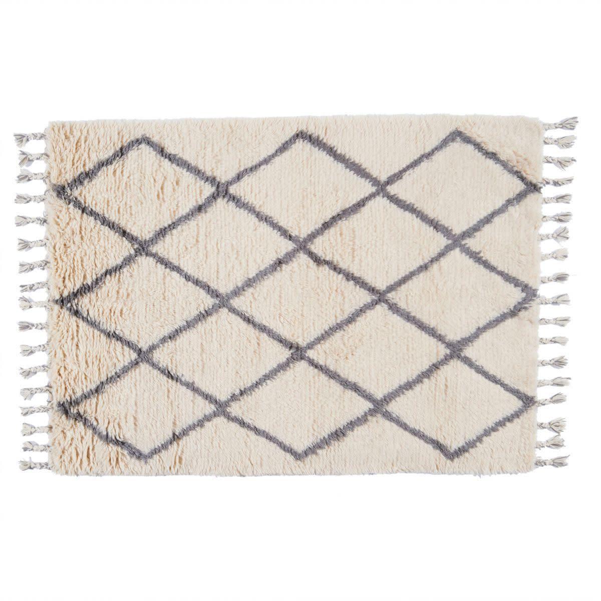 Teppich, Handarbeit, Wollmischung (Impressionen)