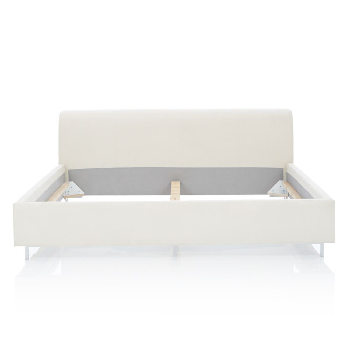 boxspringbett ohne metall neuesten design. Black Bedroom Furniture Sets. Home Design Ideas