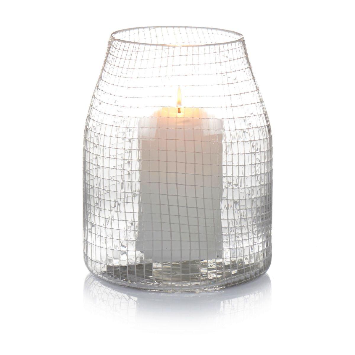 Windlicht, Glas (Impressionen)