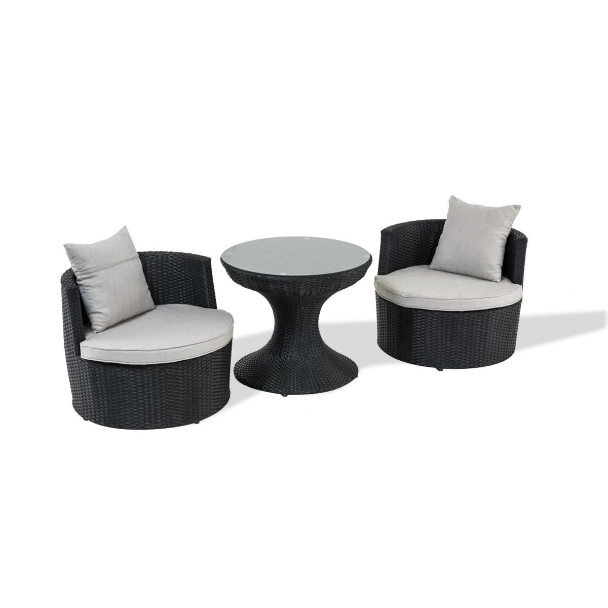 gartenmobel set rund interessante ideen f r die gestaltung von gartenm beln. Black Bedroom Furniture Sets. Home Design Ideas