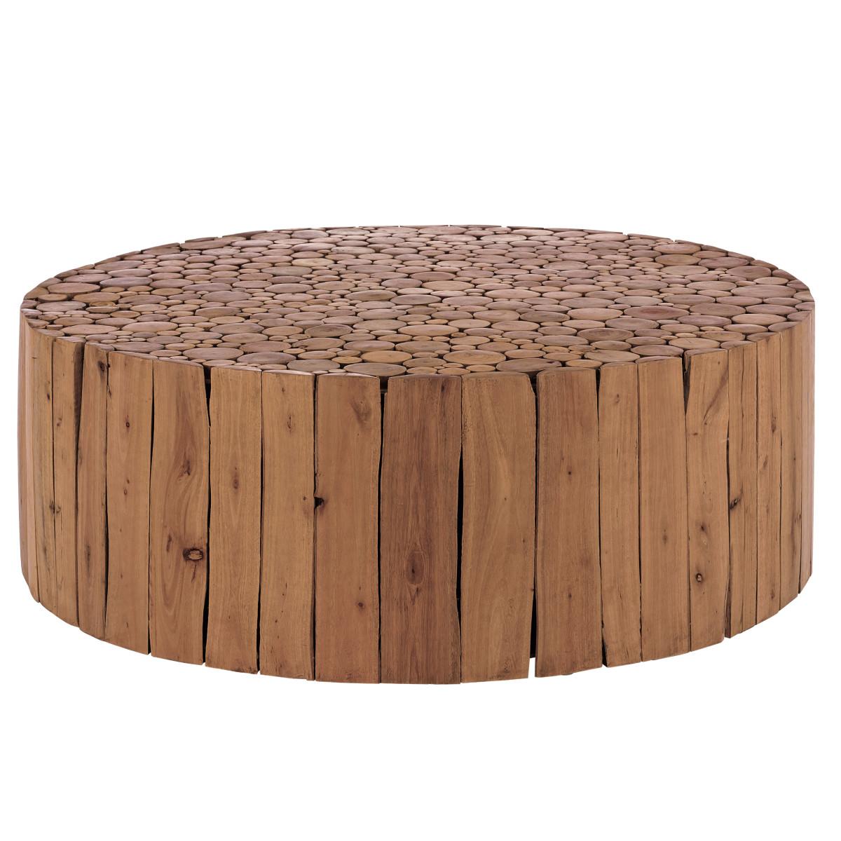 Couchtisch, wiederaufbereitetes Holz (Impressionen)