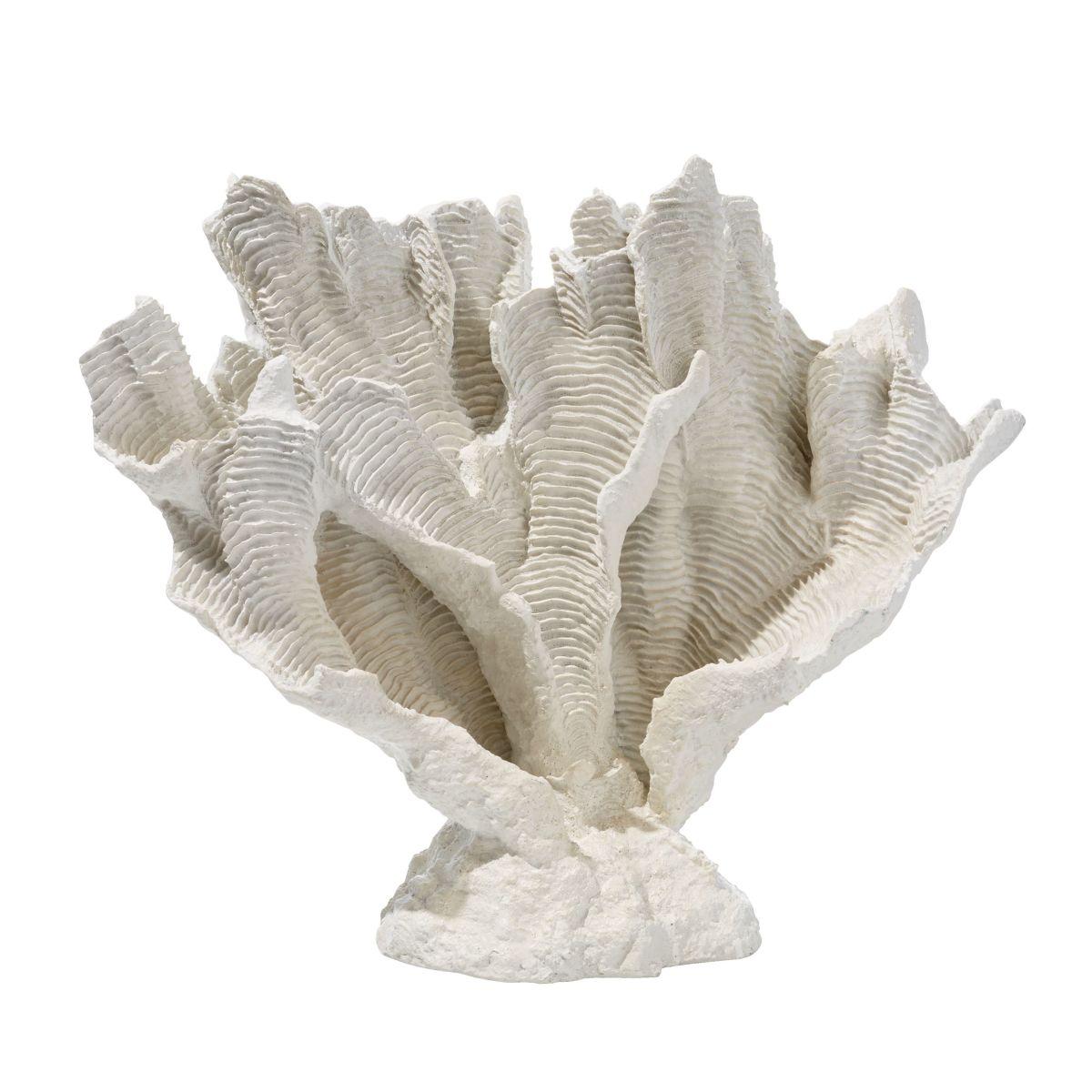 Deko-Objekt Koralle, Polyresin