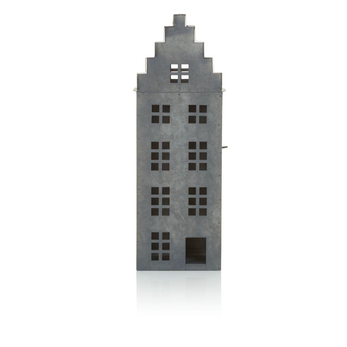 Windlichthaus, Haus, Metall (Impressionen)