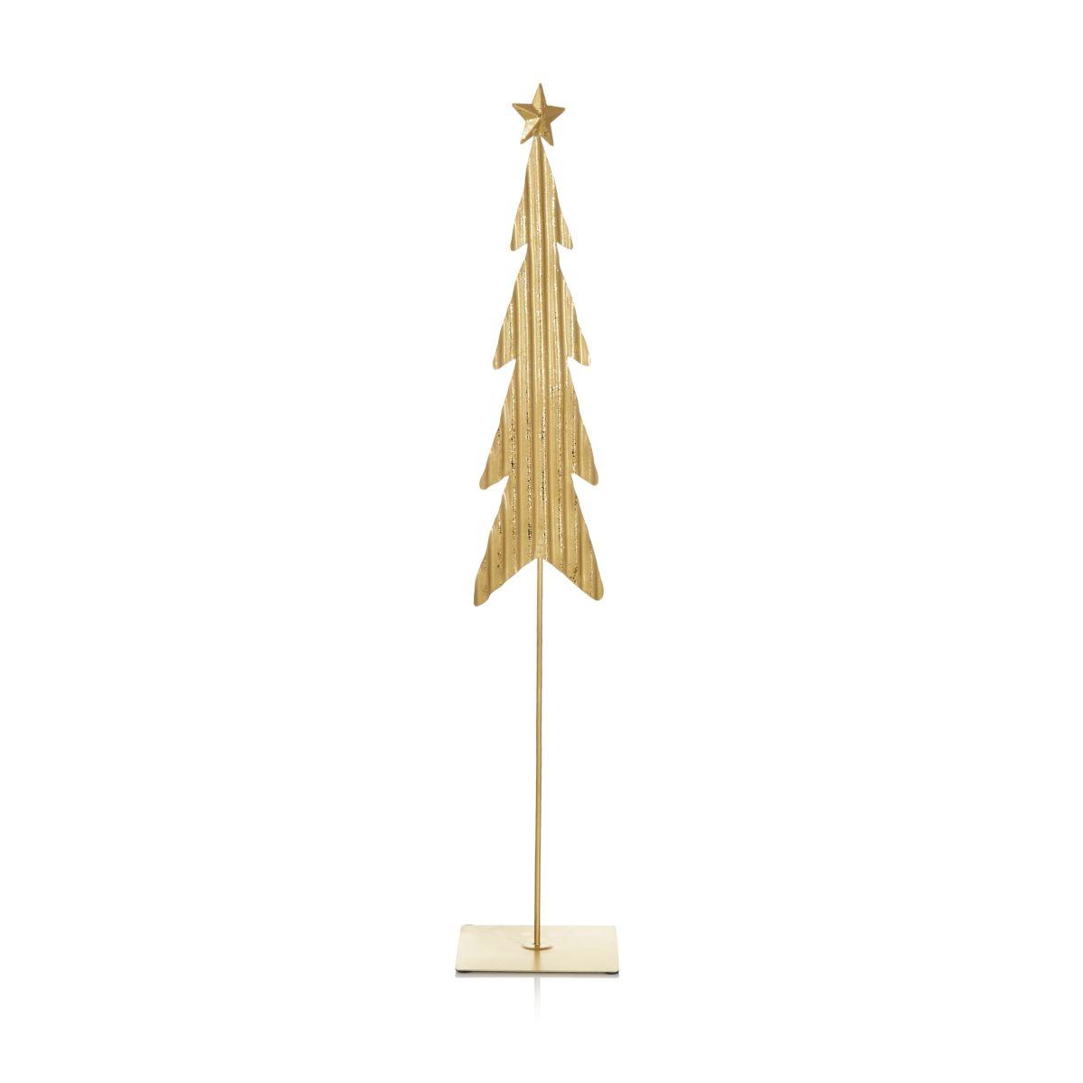 Deko-Weihnachtsbaum, lackiert, Metall (Impressionen)