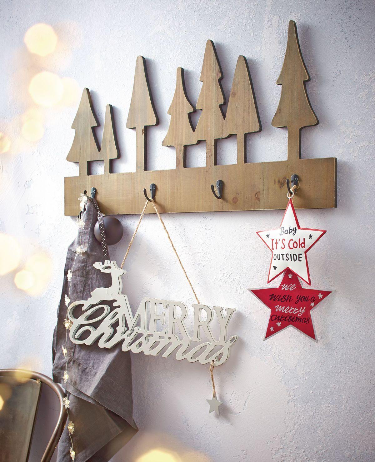 Deko-Hänger, MERRY Christmas, MDF (Impressionen)