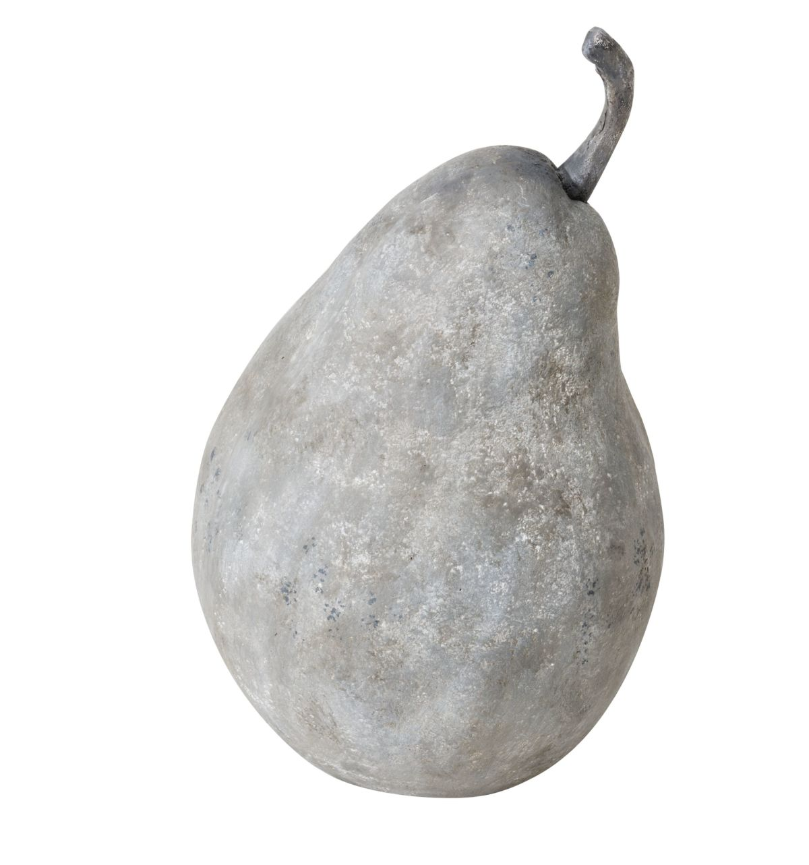 Deko-Objekt Grey Pear