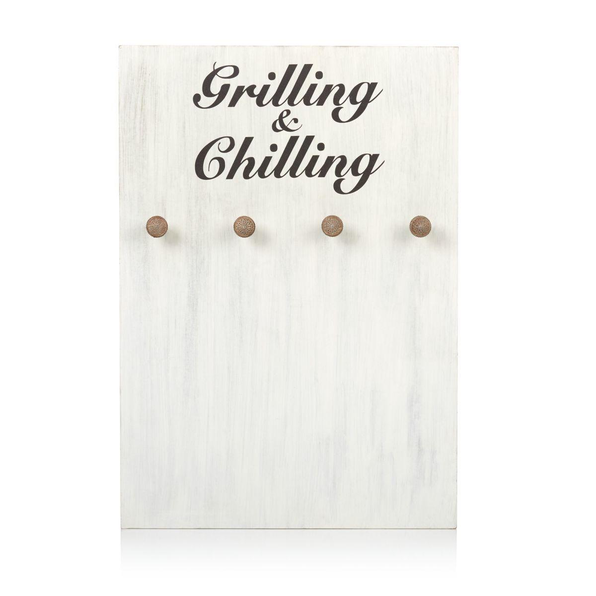 """Wandboard, """"Grilling & Chilling"""""""