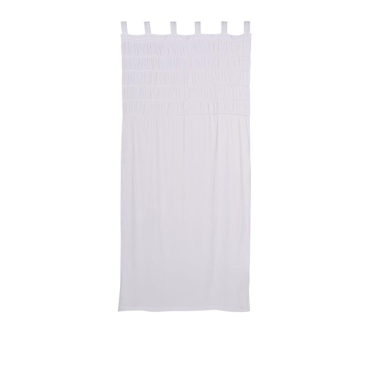 Vorhang, Handgewebt, Romantik-Look