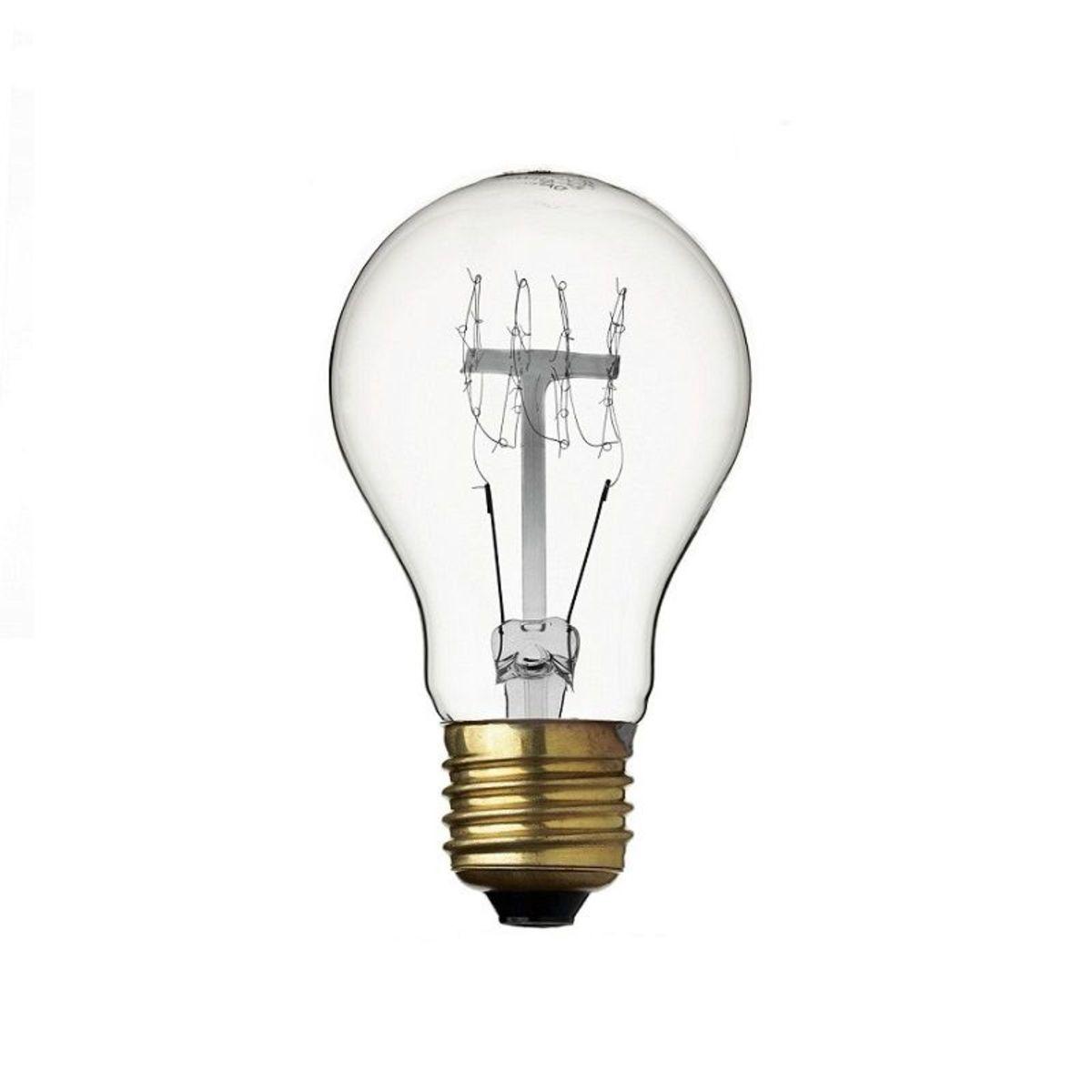 Artikel klicken und genauer betrachten! - Leuchtmittel: E27, 25 W, Farbtemperatur: Neutralweiß, Maße: Höe ca. 11 cm, Ø ca. 8 cm, Material: Glas, Metall. | im Online Shop kaufen