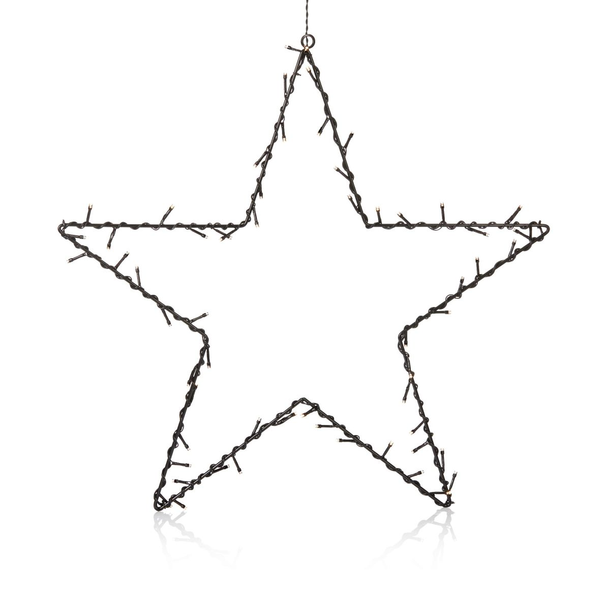 LED Stern, LED, Metall (Impressionen)