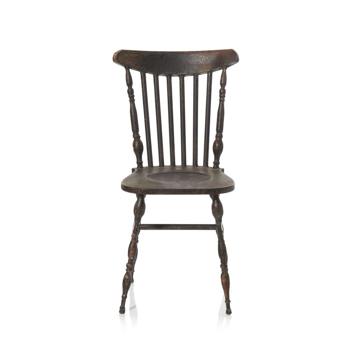 Stuhl rustikal Shabby Chic Vintage-Look
