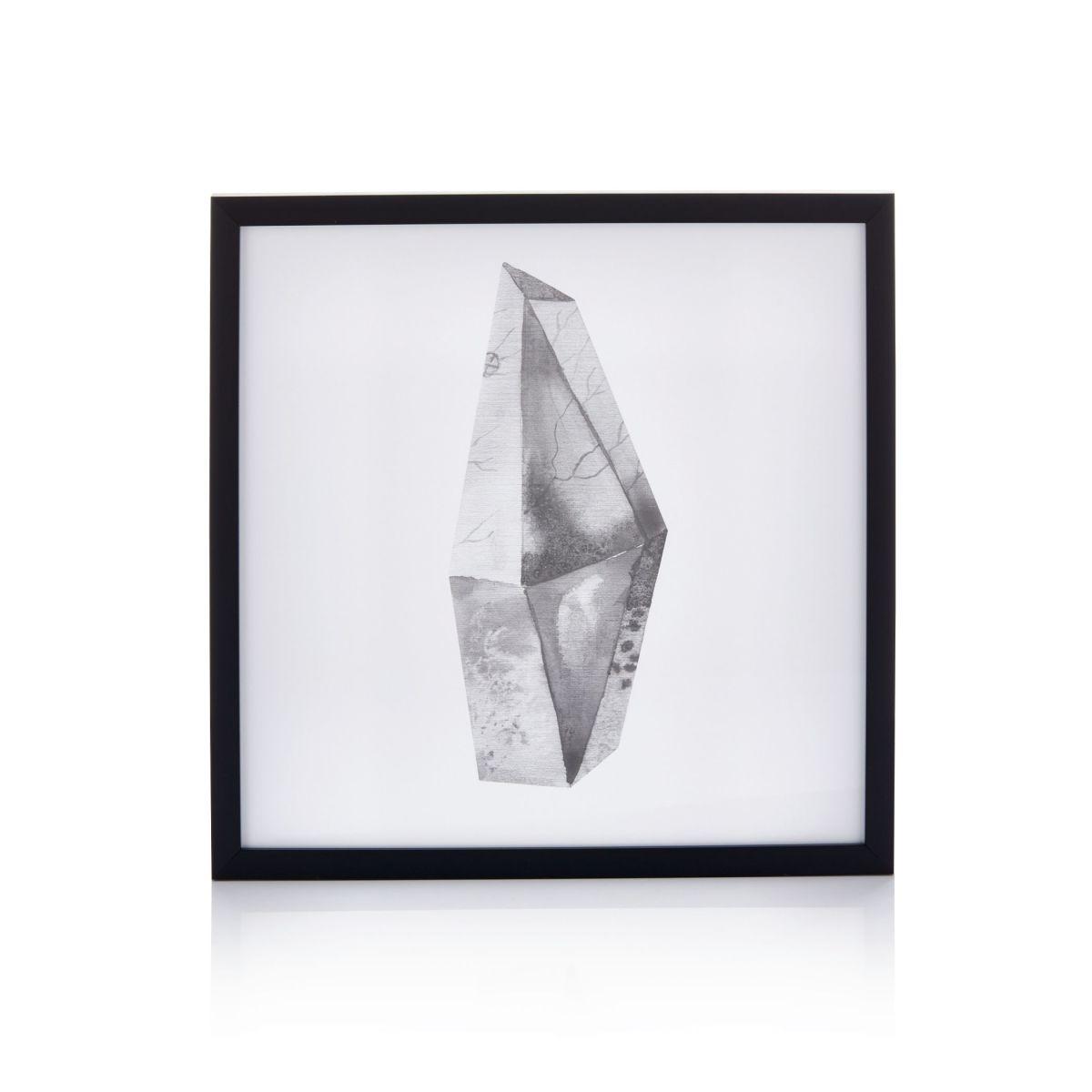 Wandbild 45x45 cm, modern
