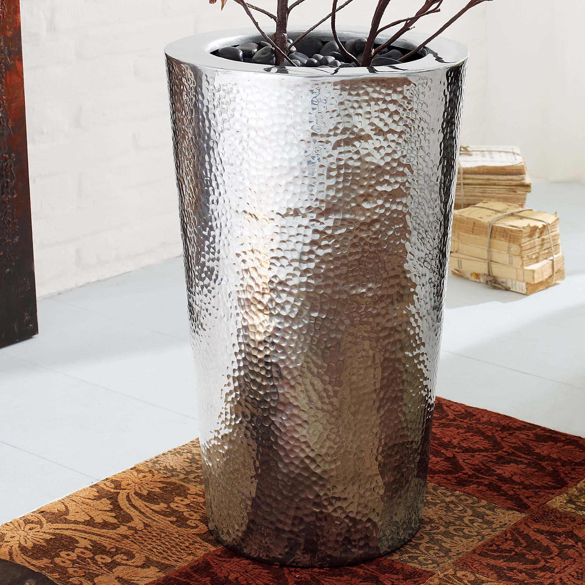vase oriental gro h60 oben 39 5cm innen 28cm bertopf. Black Bedroom Furniture Sets. Home Design Ideas