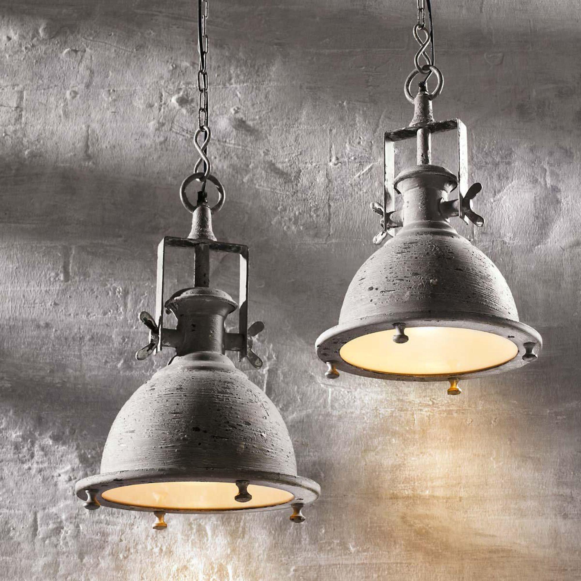 Deckenleuchte Rustikal Deckenlampe Hngelampe Hngeleuchte