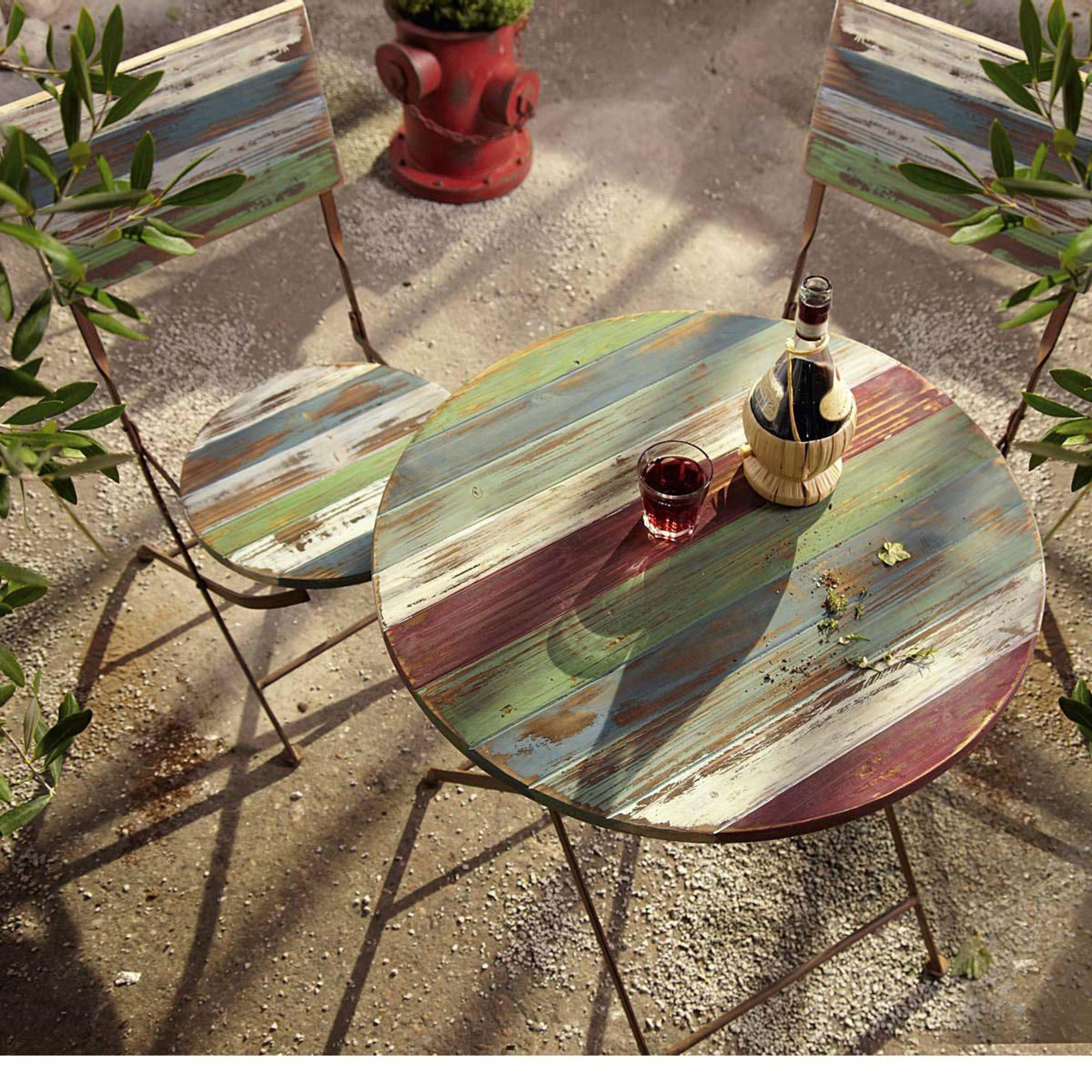 Gartenmöbel Set Holz Metall   tentfox.com
