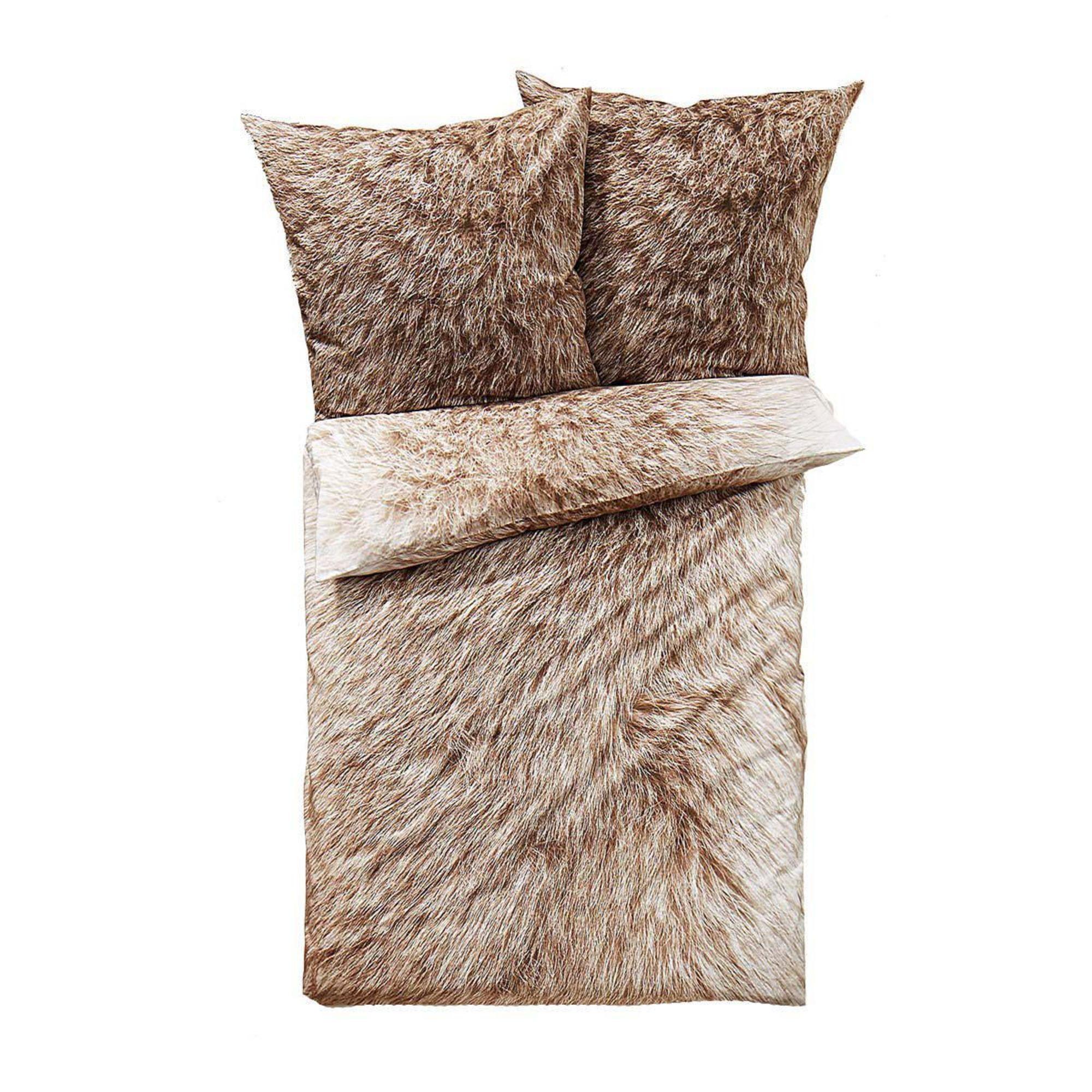 bettw sche mit rei verschluss baumwolle m belideen. Black Bedroom Furniture Sets. Home Design Ideas
