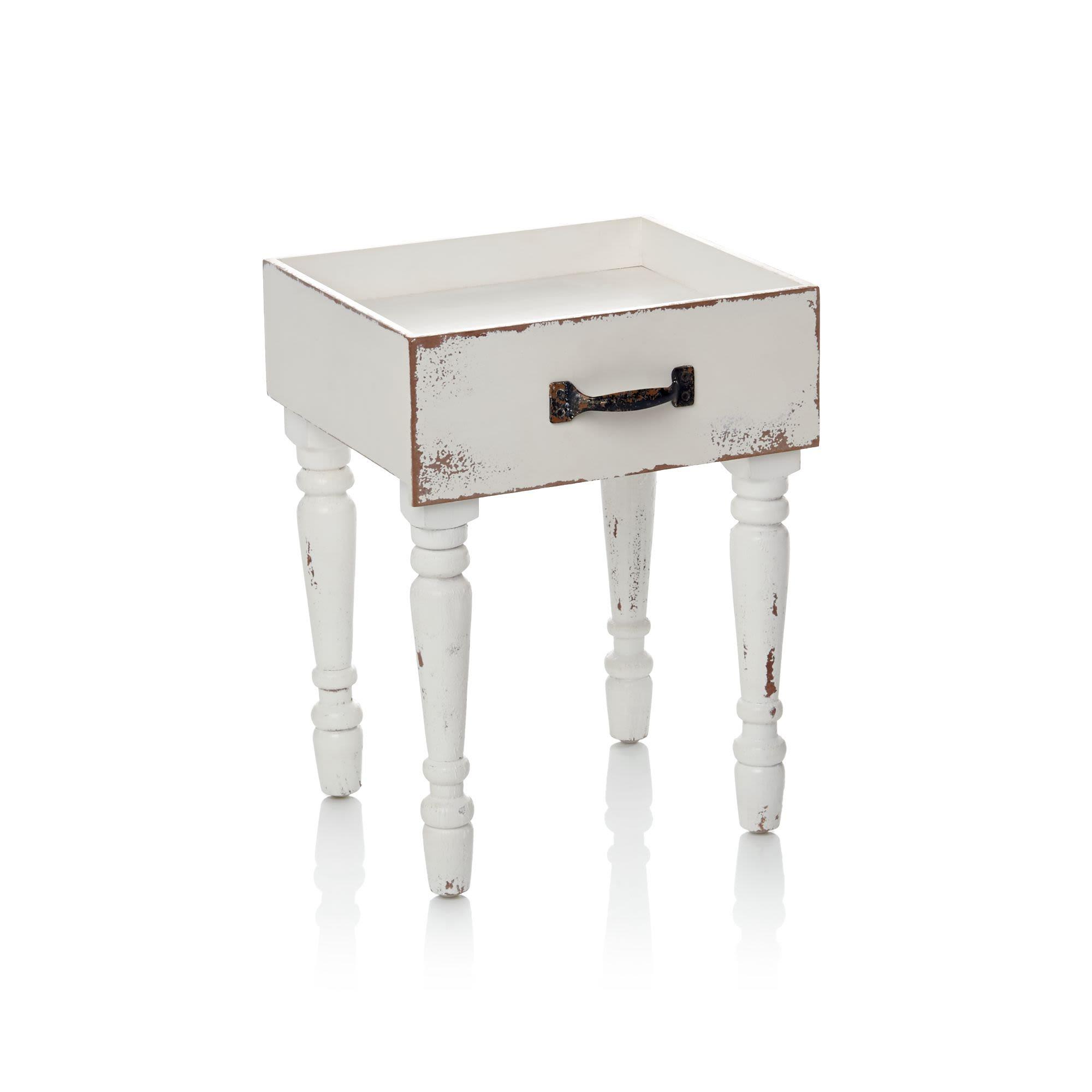 schrank schubladenschrank c490 beistelltisch mit schublade 40x30x50 cm smash. Black Bedroom Furniture Sets. Home Design Ideas