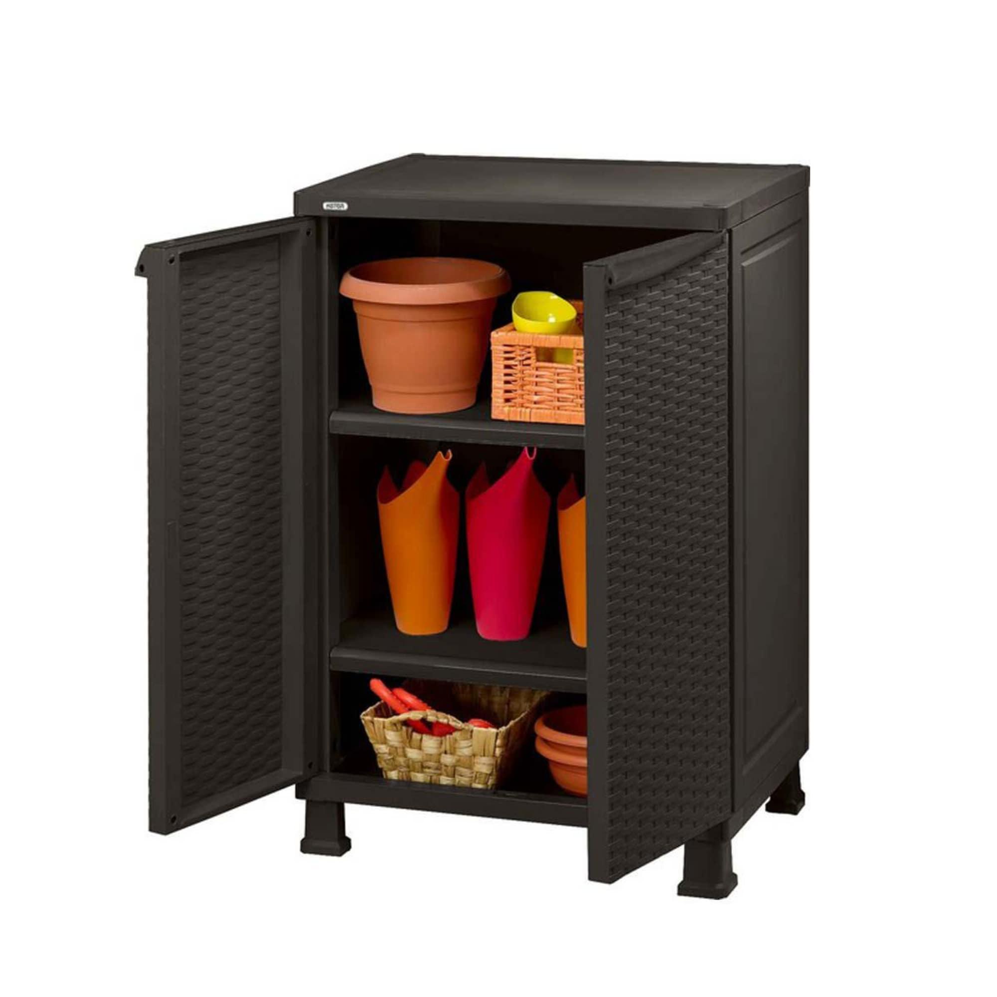 schrank garten swalif. Black Bedroom Furniture Sets. Home Design Ideas