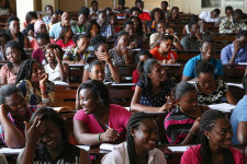 According to a World Bank report, African leaders are pressing for a radically new approach to agricultural education, as the current system is disconnected from the labour market © World Bank/D.Chavez