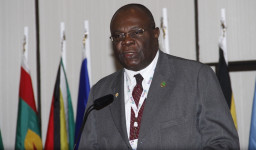 Executive Director of the Caribbean Agricultural Research and Development Institute, Barton Clarke