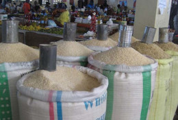 The rice market is now becoming a very important one in Africa © herald.co