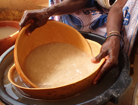 Multi-stakeholder investment in neglected grains could help to boost nutrition and incomes across West Africa © James Courtright