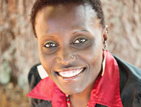 Dr. Esther Ngumbi is the 2017 Clinton Global Initiative University Mentor for Agriculture and a 2015 Food Security Fellow for the New Voices fellowship at the Aspen Institute in Washington D.C. © Jerri Caldwell Hammonds