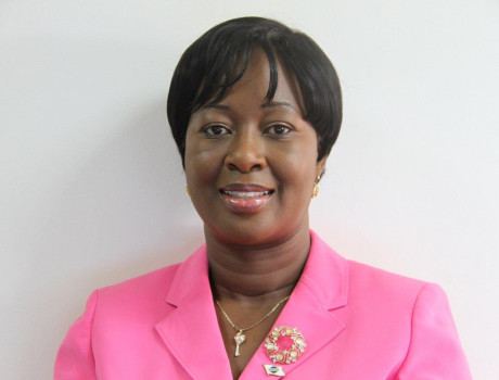Betty Chinyamunyamu explains how NASFAM is strengthening the capacity of women farmers © Betty Chinyamunyamu