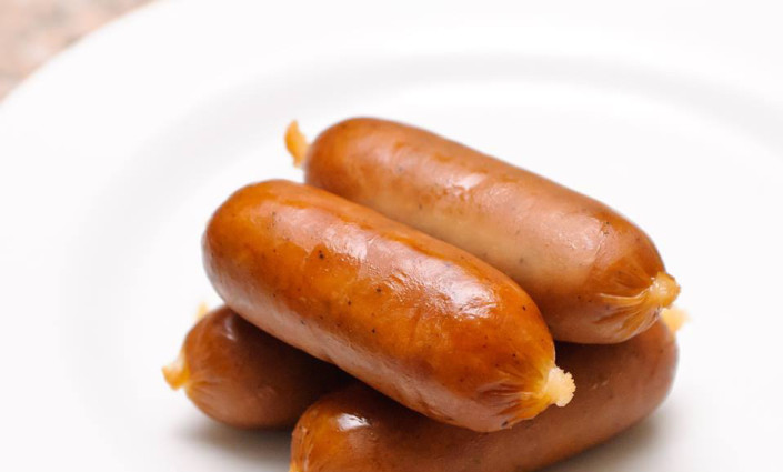 Kati Farms processes farmed fish into a range of value added products, including fish sausages © Kati Farms