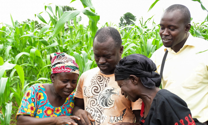 AgroCenta has increased farmers' incomes by 25% through its e-commerce platform, AgroTrade © AgroCenta