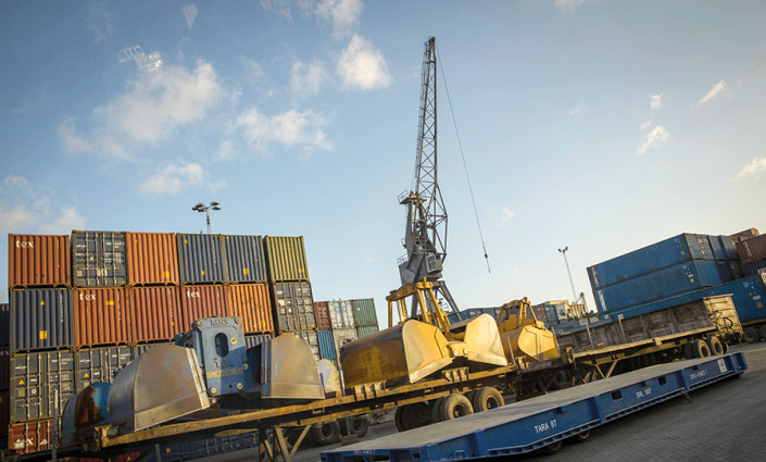 Reducing cargo transport times will benefit perishable goods exporters from Eastern Africa © The World Bank Group