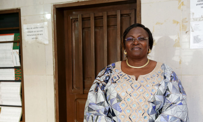 Awa Fish owes its success to founder, Awa Codjo, and her ground-breaking business model © MCC