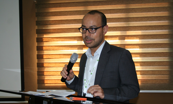 Lluis Navarro highlights how the EU Delegation to Malawi is supporting the private sector © CTA