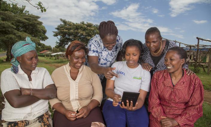 Juhudi Kilimo gives loan applicants psychometric tests to help make more inclusive credit decisions © Juhudi Kilimo