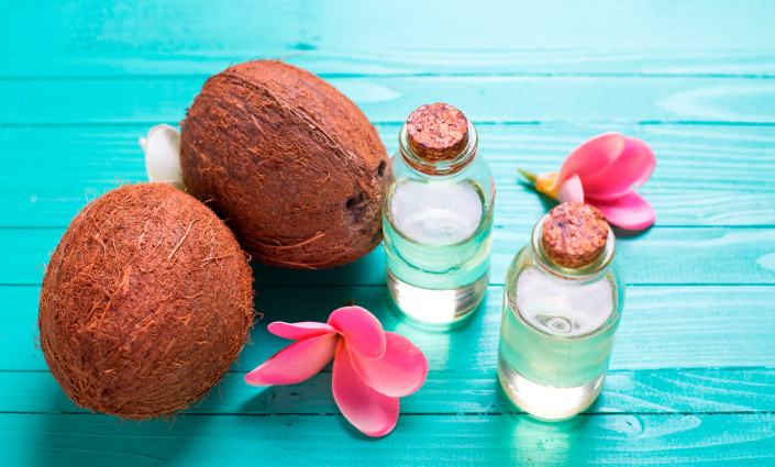 Island Rose Dream employs 10-15 people to produce coconut oil for body oils, soaps and scrubs © Island Rose Dream