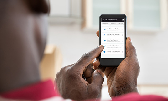 M-vendr is one of two fintechs that are enabling Dala to be transacted with over 100,000 merchants across Africa © M-vendr
