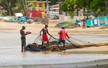 Caribbean fisherfolk organisations are being strengthened to increased their involvement in national and regional governance and management issues © robertharding/AlamyStock Photo